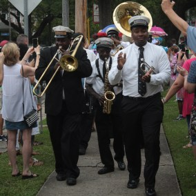 Photographs: Camp Able at St. Andrew's, New Orleans
