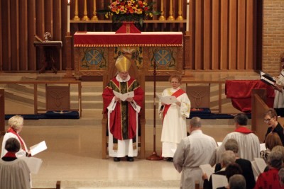 Photographs: Ordination of John Tober to the Sacred Order of Priests