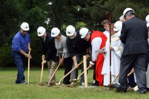 St. Francis Breaks Ground on a New Sanctuary