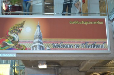 Welcome to Thailand