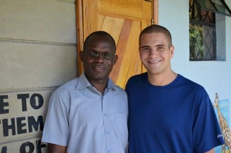 Philemon & Me at Cherry Brierley