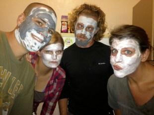 Facial Masks anyone?