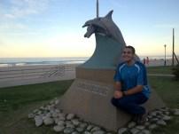Dolphin Beach!