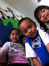 More cute students!