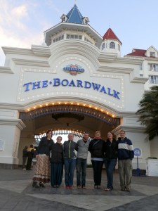 Team at The Boardwalk