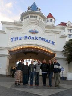 Team at The Boardwalk