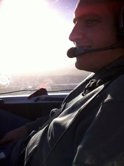 Just flying.. No Big Deal!