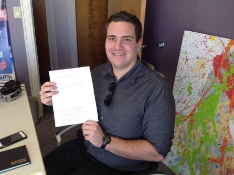 Private Pilot Certificate!