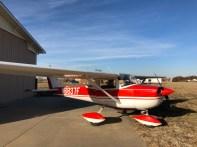 First flight in a Cessna 150