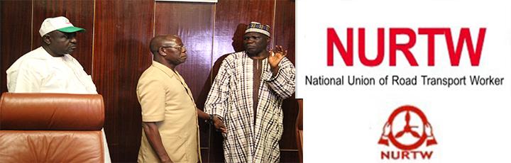 NURTW boss begs Oshiomhole over members' ban