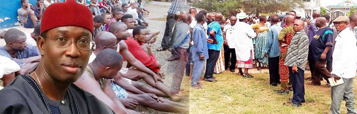 okowa thugs