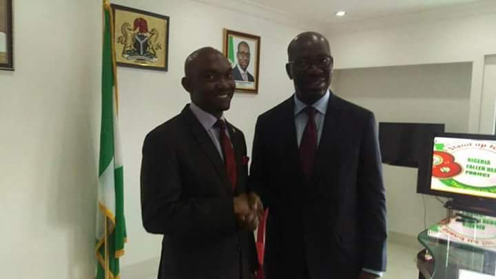 Edo restates commitment to human capital development
