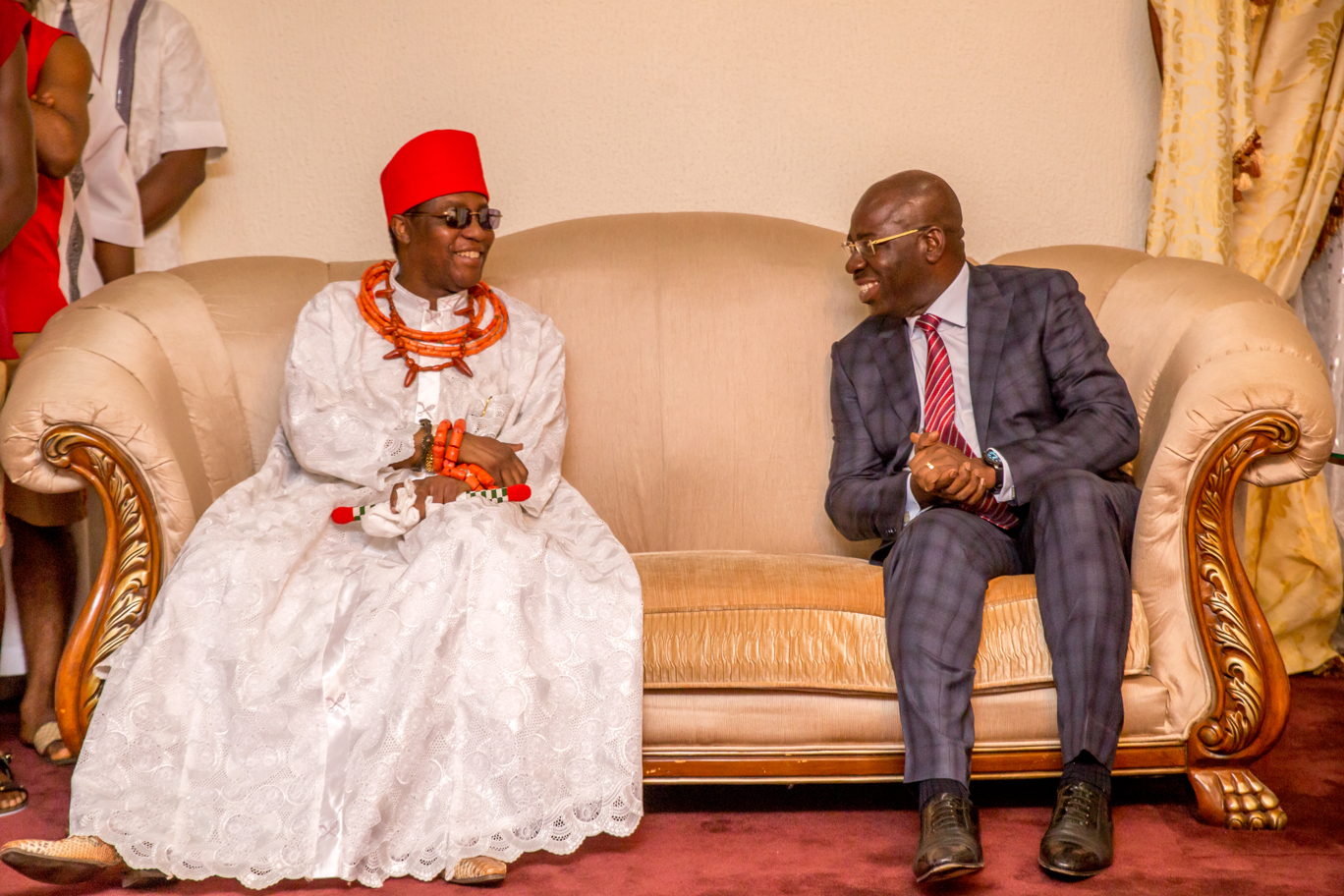 """A bill to criminalise activities of CDAs in Edo is underway "" – Obaseki"