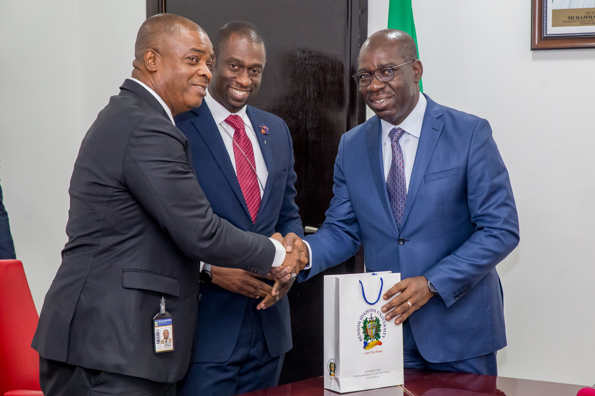 Obaseki, BIU set to generate electricity from waste