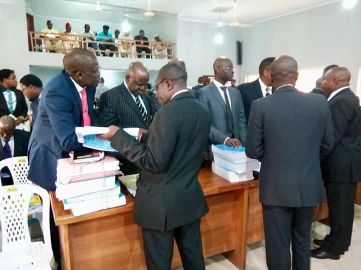'Clergyman' lies under oath to defend Ize-Iyamu, PDP at tribunal
