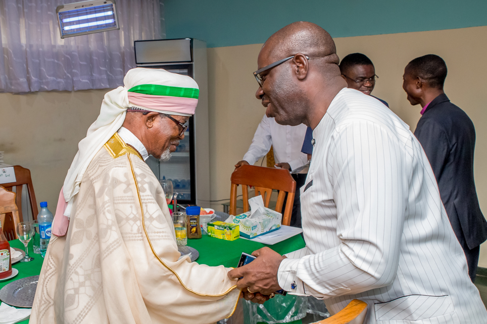 Governor Obaseki sues for continuous collaboration among religious bodies in Edo
