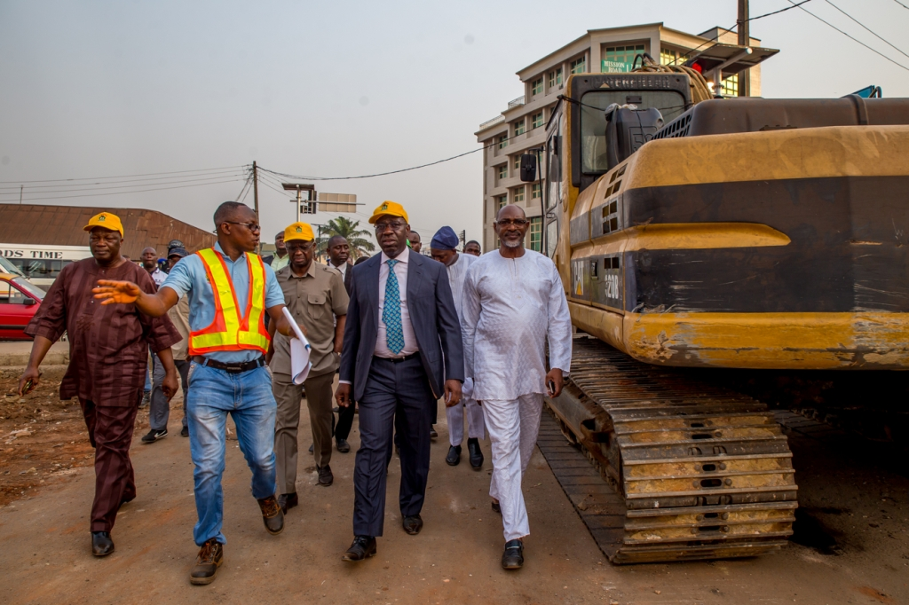 Edo Govt to construct 3,000km of road using Concrete Technology