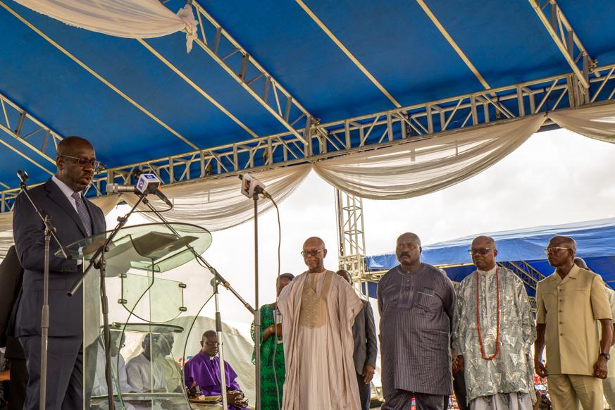 'We will not forget Ogbemudia's legacy' – Obaseki, Okowa