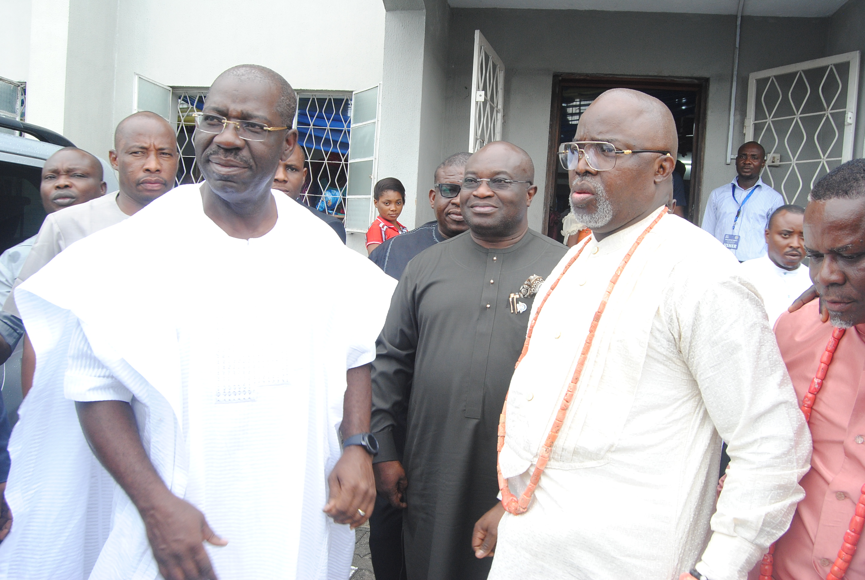 Edo, Abia Governors say Pinnick new position a plus for Nigeria