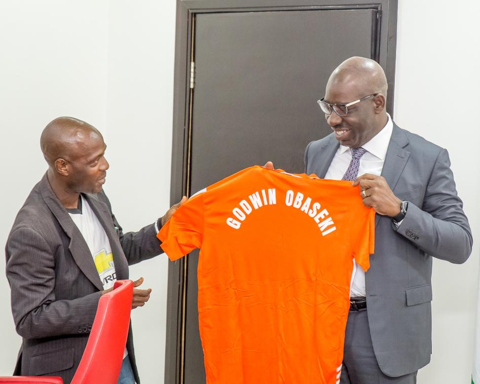 We are committed to developing sports' – Edo Govt