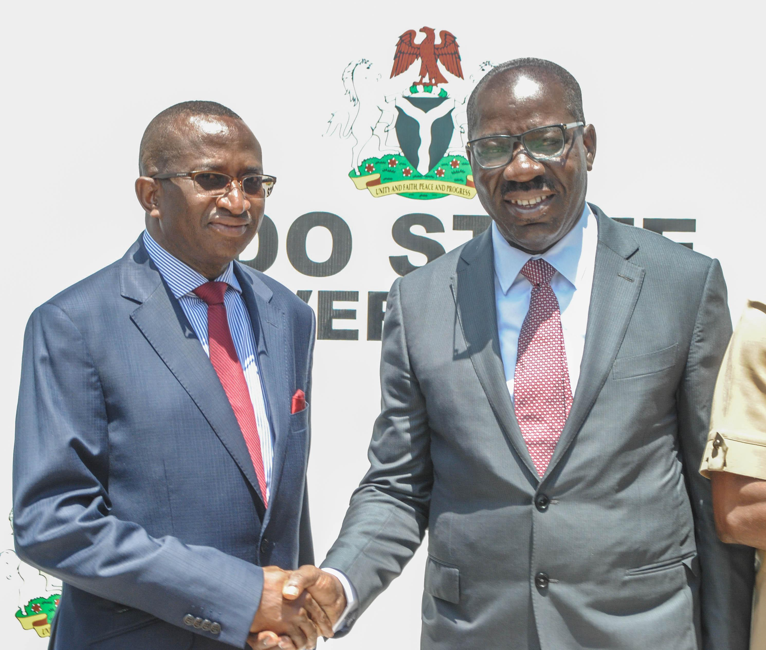 Obaseki tasks AAU on revenue generation, management