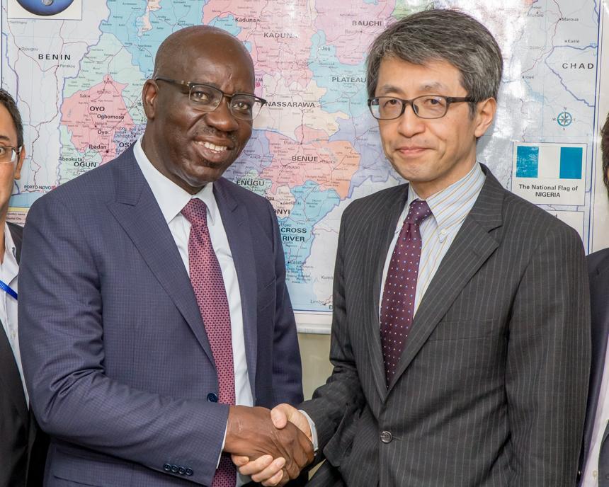 Obaseki, Toyota, Yamaha, Mitsubishi, others plan investment in Edo
