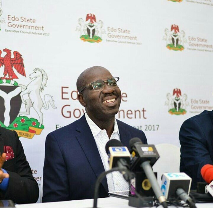 Obaseki urges opposition parties to unite for Edo