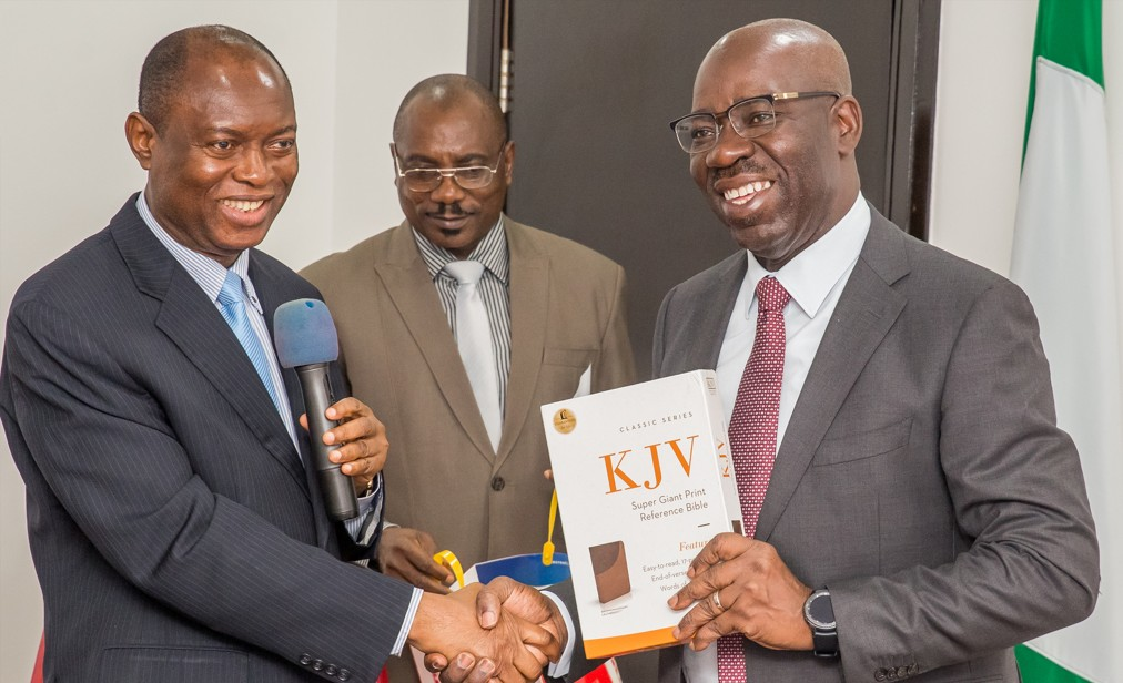 Our Government is Guided By God – Obaseki
