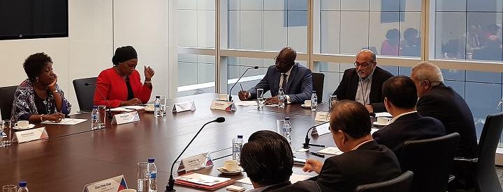 Inflow of FDIs: Obaseki intensifies drive in Singapore
