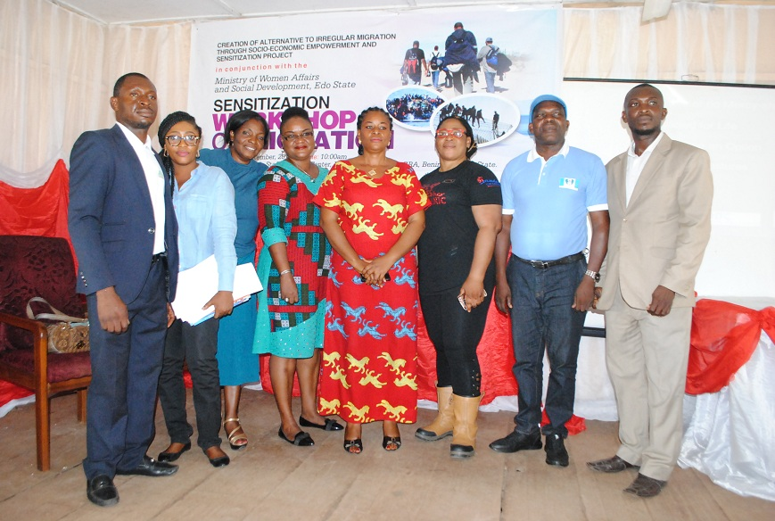 Edo Govt., NGOs to empower 1,600 youths, women with vocational skills