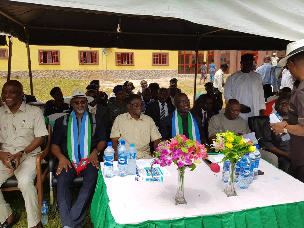 Obaseki receives PDP decampees in state-wide Post-election tour