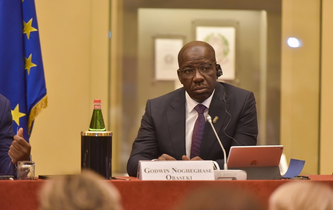 Global alliance, legislation key to halting Violence Against Women, human trafficking -Obaseki