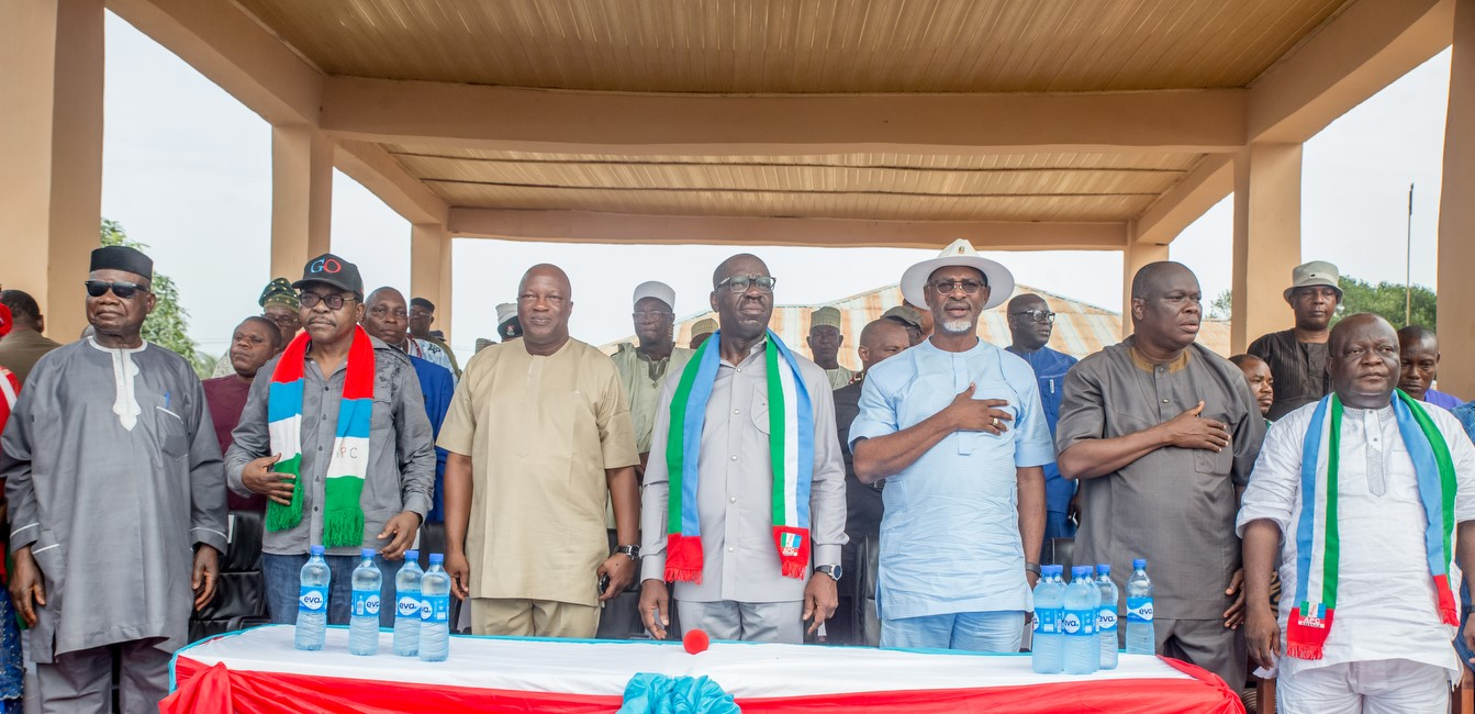 Obaseki to commission Otuo General Hospital, reconstruct Sobe-Sabongida Road