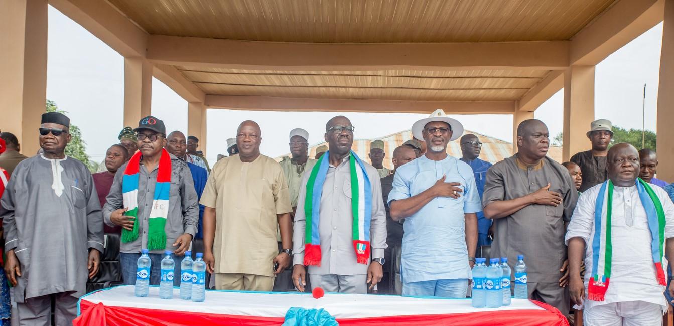 Obaseki to commission Otuo General Hospital, reconstruct Sobe-Sabongida Road