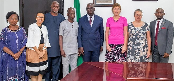 Obaseki to train teachers for children with special needs