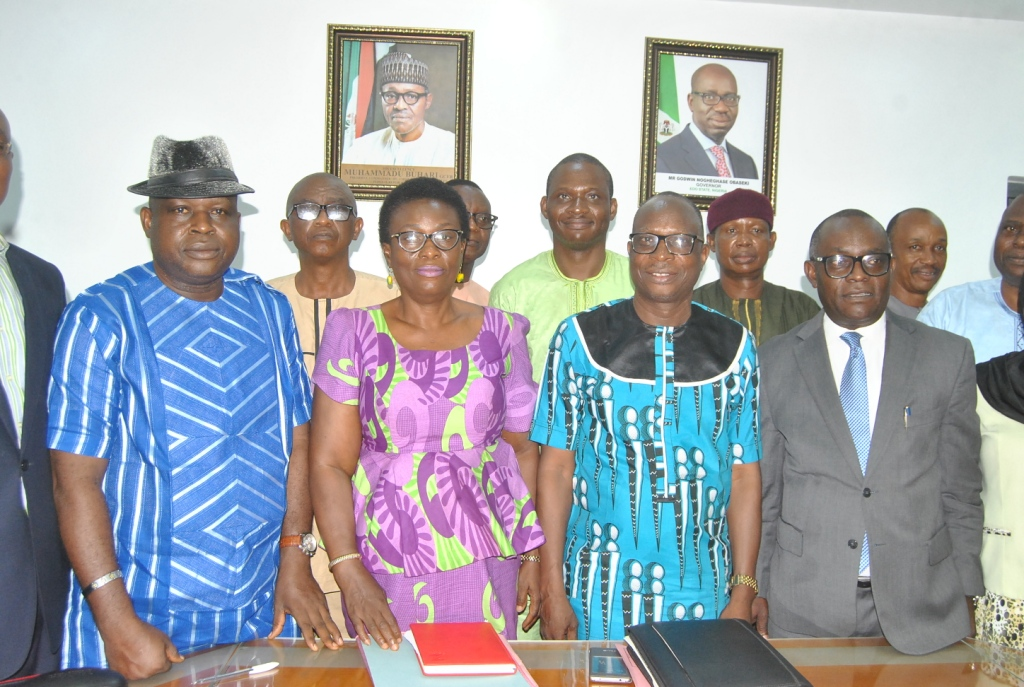 JAAC: Edo LGAs get N2.8bn for January, commit to ending herdsmen/farmers' clashes