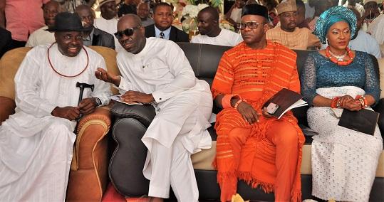 Chieftaincy honours: Obaseki celebrates with Kachikwu family