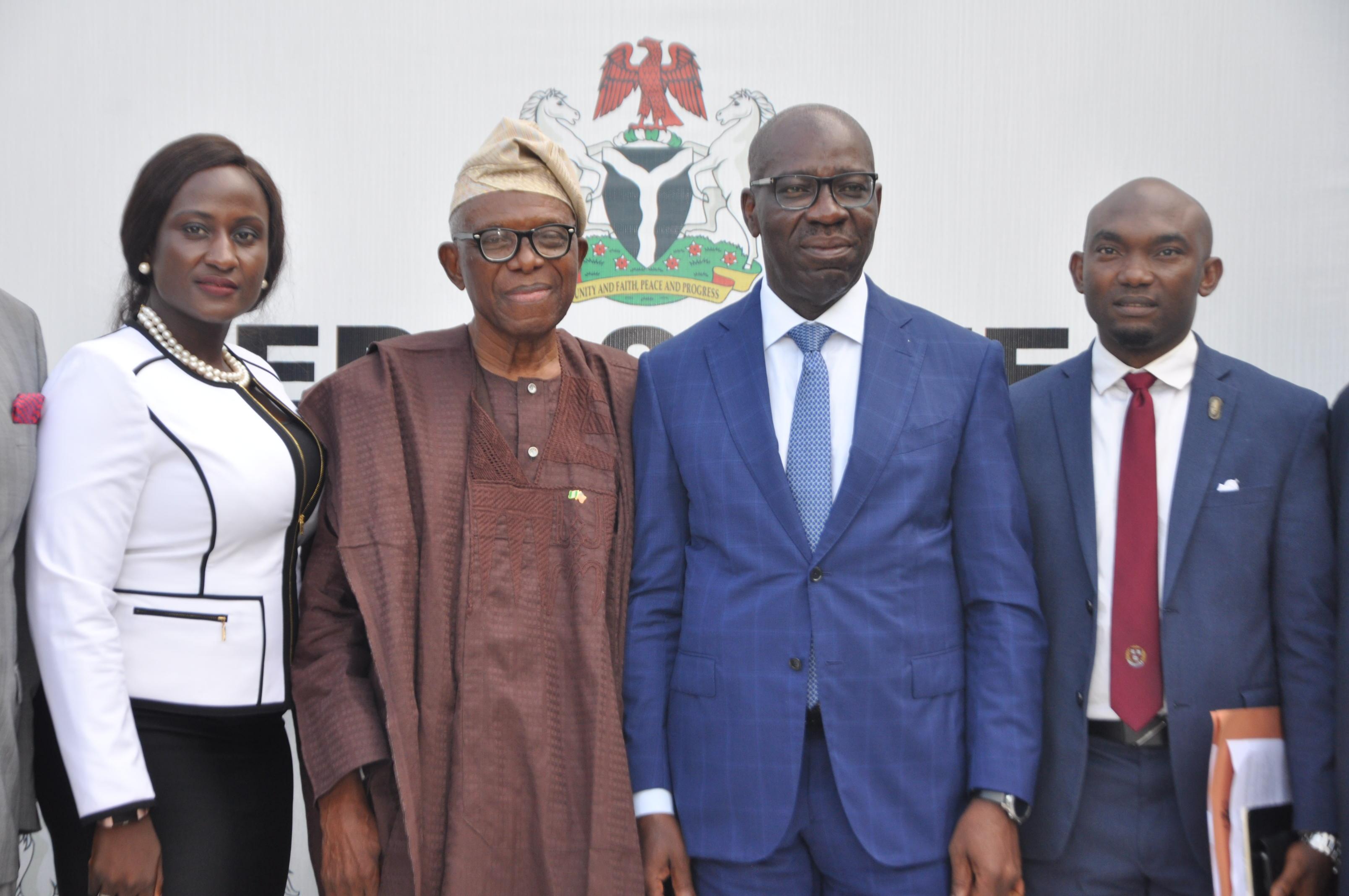 Nigeria America Chamber of Commerce set to build AGOA Export Park in Edo
