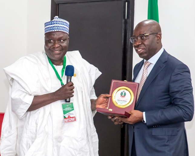 Obaseki faults centralised security, as Edo engages 3,600 youths for intelligence gathering