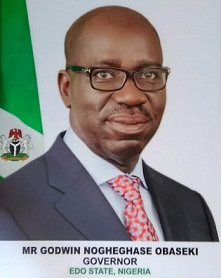 Int'l Youth Day: Obaseki urges global support on capacity devt for youth