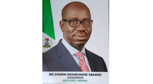Int'l Day of Democracy: Obaseki tasks actors on ideals, development-focused policies