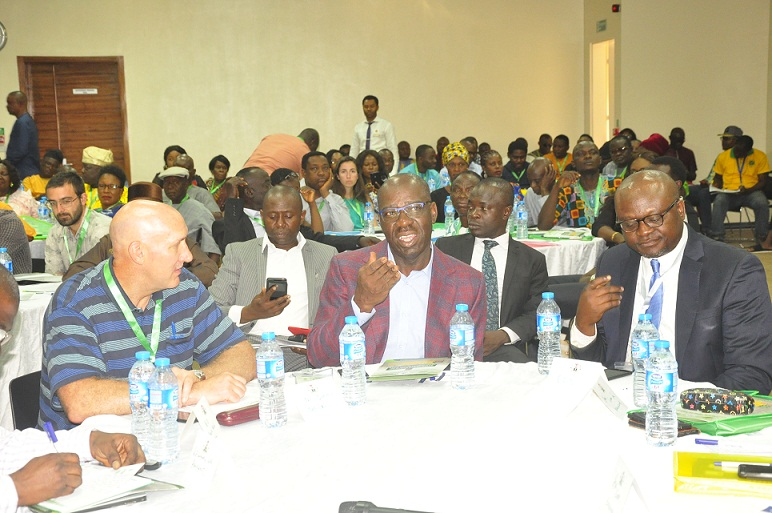 Obaseki charges Edo Assembly on Forestry Commission Bill