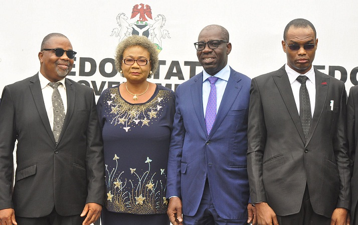 Obaseki approves Advisory Council on Persons with Physical Disabilities
