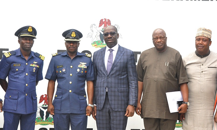 Obaseki goes tough on thuggery, to amend laws to curb cultism