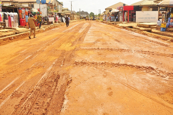 109 Roads: Edo Govt intensifies intervention in Ekpoma, Irrua, Uromi