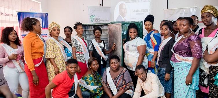 250 youth graduate from EdoJobs, Genius Hub entrepreneurship training