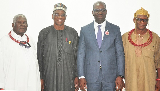 Boundary Dispute: Obaseki tasks NBC on training for state's inter-boundary Committee