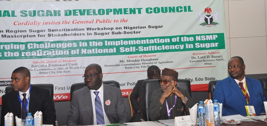 Edo to model oil palm sector after sugar industry, says Obaseki