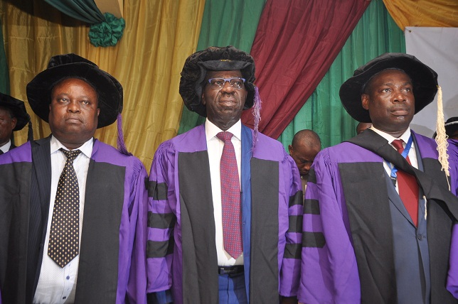 Obaseki assures more support, promises to make Edo Poly, Usen world-class institution