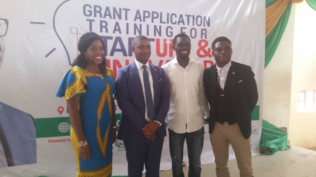Edo Govt trains young entrepreneurs on how to access grants, eyes TEF's $5,000